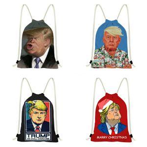 Bolsa Trump Handbag Canvas Crossover de Luxo Mochila Moda Trump Backpack s Tote Bag Shoulder Bag Handbag 2020 B103206D # 823
