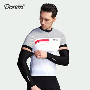 DONEN Summer Quick-drying Elasticity Arm Sleeves For Sun UV Protection Cycling Running Fishing Clambing Arms Sleeves CoolMax