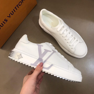 2020Designer NEW Mens Shoes Trainers SneakersLVLouisMen's Business Casual Shoes 38-45 000880-87