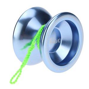 Металлический Йо-Йо 8 мяч подшипник KK Т5 алюминиевого сплава магия Йо-Йо мяч игрушки Диаболо профессиональный Йо-Йо для детей взрослых Y200428