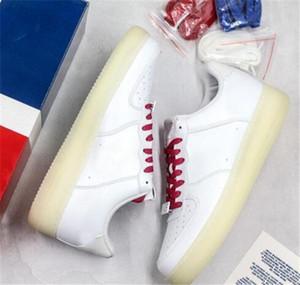 Atacado 1 De Lo Mio República Dominicana 1s Mens Running Shoes 3M Tongue Mulheres Homens Trainers Sneakers Marca One Sports Tamanho 36-45