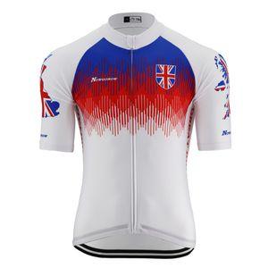 2020 Nova Inglaterra da selecção nacional Triathlon homens ciclismo jersey verão estrada fresco roupas moto respirável seco Rápida corridas de ciclismo desgaste