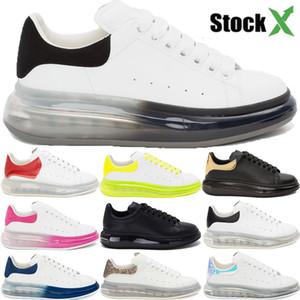 2020 Yeni minder tek platformu Kristal Sole erkekler kadınlar rahat ayakkabı üçlü siyah beyaz metalik altın mor kırmızı mens stilist spor ayakkabıları