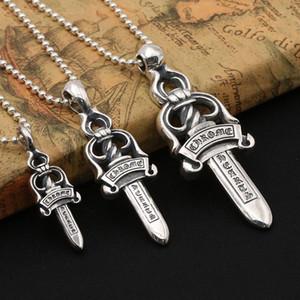 Bijoux vintage en argent sterling 925 personnalisés avec pendentifs pour le gazon de créateur faits à la main en argent antique faits à la main pour colliers sans chaîne