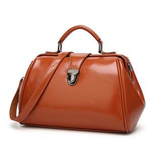 Satılık 2019 sezonu çok yönlü moda kadın omuz çantaları pratik ve kullanışlı doktor çanta tote çanta