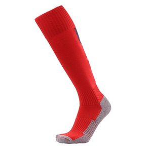 Wholesale-Stockings Sports Socks Football Sock Anti-skid Stocking Towel At The End Male Comfortable Colorful Popular Cotton Fashion 12ms3