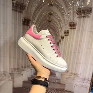 New Season Designer Shoe Fashion Luxury Women Shoes Men's Leather Lace Up Platform Oversized Sole Sneakers White Black Casual Shoe no box y3