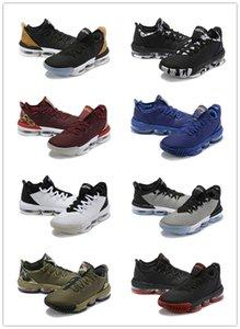 Мужские J 16 Баскетбол обувь Mens высокого качества дизайнер баскетбольные кроссовки Мужчины моды класса люкс Спортивный спортивной обуви с человеком тренеров