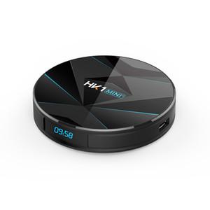 Hk1 mini plus Android 9.0 TV Box Ram 4GB 128GB RK3318 4k Dual wifi Bluetooth4.0 PK H96 MAX