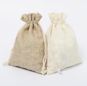 MINI poliéster bolsas de cosméticos casos de la muestra del bolso de mano del algodón medicina china Bolsas Claus bolsas de decoraciones de Navidad adornos favorecen