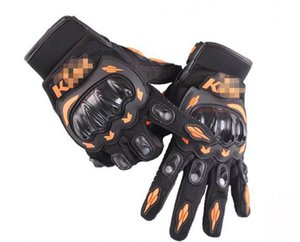 KTM motorcycle riding gloves summer thin section breathable rider off-road racing four seasons locomotive anti-fall men and women