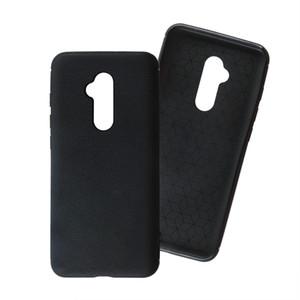 Custodia in silicone nera per UMIDIGI Z2 / Z2 Pro