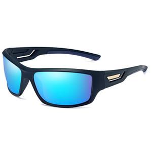 HD Night Vision Driving Sunglasses Occhiali da sole con lenti gialle Occhiali da guida scuri Occhiali da sole anti-riflesso Occhiali da sole guida di alta qualità