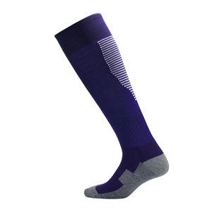 çocuk için Tasarım Online 2019 erkek futbol çorapları çocuk havlu alt çorap diz boyu nefes spor çorap moda futbol çorap