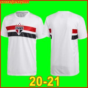 FC Sao Paulo Jersey de football 2020 2021 Chemise de football Dani Alves Pablo Paro Antony Sao Paulo Jerseys Camisa de Futebol 20 21 21