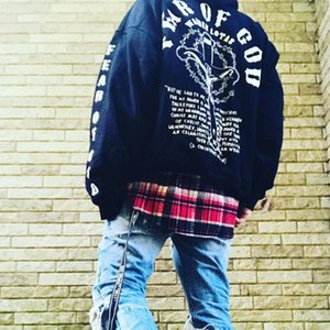 Warren Lotas Streetwear Oversize Pullover Hoodies Mens Sweatshirt Hoodie Man Sólidos 6ª Cor Nylon Crewneck