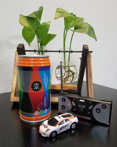 4 ألوان 20KM / ساعة يمكن للفحم الكوك البسيطة RC راديو السيارة عن بعد مايكرو تحكم سباق سيارة لعبة للهدايا الاطفال المحمولة نماذج RC سيارة لعبة