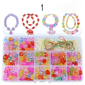 SONGLONG jewellery making 3D thread for beads perler beads Toys for Children Kit wholesale jewelry lots
