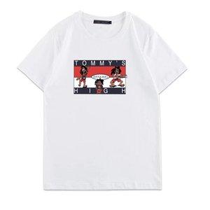 Designer Cotton Tee New Sale DREAMVILLE J COLE LOGO Printed T Shirt Mens Hip Hop Cotton Tee Shirts 20 Color High Quality Wholesale