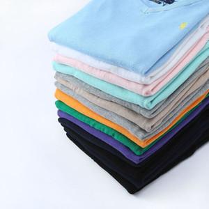Pullover maglione ralph designer maglione di polo mens con scollo a V di design ponticello pony modello marchio di moda maglione di colore solido