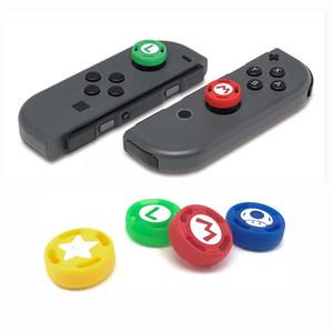 Schalten Sie 3D Analog Joystick Caps Nintend für Nintend Switch / Lite Silikon Cap Grip Gamepad für Joy-con