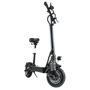 T10 Club-Making Products Golf Most competitive price 10 inch 52V 23.4Ah 2000w portable foldable electric scooter for adult