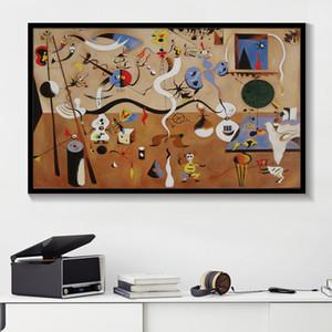 Picasso del extracto del aceite famosa pintura mural de arte decoración del hogar de la lona Pintura cuadros de la pared para sala de estar 191002