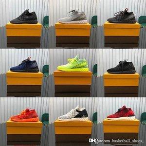 Low Top Мужчины Дизайнерские Fly Нетканые Дышащие кроссовки Повседневный дышащие удобную обувь Кроссовки кроссовки Размер 38-46