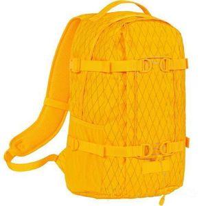 Designer Zaino 18SS 45th Fashion School Bag unisex Duffle Bag Via 3m riflettente Sport Zaini di corsa esterna della copertura della pioggia in nylon Borse