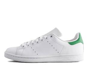 2020 marca de alta qualidade novo sapatos stan moda smith sapatilhas homens de couro casuais mulheres sapatos de corrida tênis apartamentos clássicos