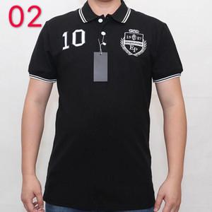 Park Top hombre eden manica corta casuale di rugby polo shirt camisa ricamato Park Eden polo maschile shirt homme Eden Park uomini di polo 02