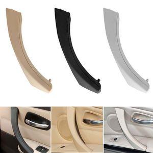 Acessórios Full Set porta do carro Interior Handles Handle Inner Com Pull guarnição da tampa para o BMW Série 3 E90 E91 325 330 318