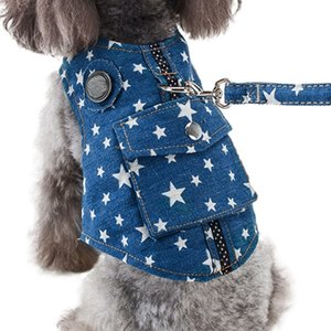 Dog Coats Jacket Winter Dogs Cats Clothing Warm Pet Vest Chihuahua Cartoon Pet Clothing Kawaii Dog Costume Clothes