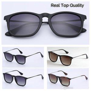 personalidade 2.020 tendência feminina óculos polarizados 4187 óculos de sol vidros transparentes óculos de sol de qualidade superior dos homens