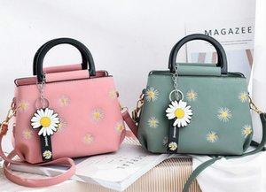 2020 Moda de Nova Daisy Handbag Designer Shoulder Messenger Bag Lemon Soda Female Bag Tendência selvagem Drop Shipping