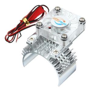 Ventilador del radiador piezas de repuesto MA395 VKAR RACING BISON V2 RC Car