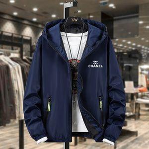 Homens Jacket New Designer Jackets Mens and Womens Marca Brasão Outerwear Brasão de Luxo Long Sleeve Streetwear Plus Size M-7XL