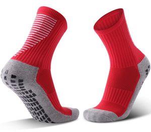 Middle tube socks thickened towel bottom antiskid wear resistant football socks comfortable breathable sports socks fitness yakuda training