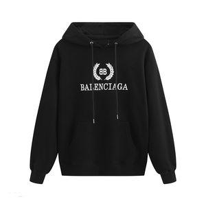 2019 nouvelle impression d'étiquettes lettre sweat à capuche pour hommes Paris sweat-shirt de haute qualité 5 couleurs hoodies à manches longues hommes et les femmes hoodies automne