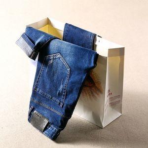 jeans pants mens designer jeans fashion high quality soft denim jeans Super nice pocket flower bee embroidery size 28-38