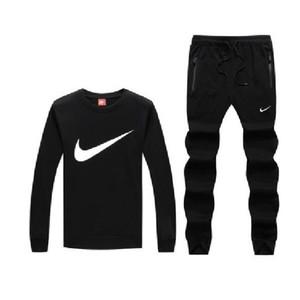 homens 2019 homens homens agasalho esporte terno camisola e calça moletom com capuz terno e conjunto de calça agasalho homens Casal terno 52-6677