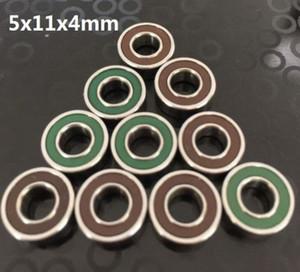 10 adet 685 5x11x4mm Açık Minyatür Rulmanlar topu Mini El Rulman Spinner