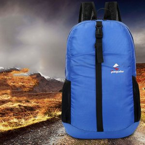 Camping Hiking Foldable Backpack Ultralight Waterproof Folding Travel Outdoor Bag Climbing School Backpack