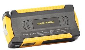 무료 배송 새로운 고용량 69800mAh 자동차 점프 스타터 가솔린 디젤 4 USB 자동 전원 은행 자동차 부스터 시작 점퍼