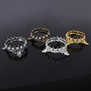 Brosses à ongles Design Crown Design Acrylique UV Gel brosse Titulaires de repose-titres Art Titulaire Set Afficheur de stylo Outils de support pour décorations