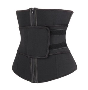 Women Sports Waist Support Neoprene Body Corsets Waist Trainer Slimming Compression Corset Belly Control Abdominal Belt