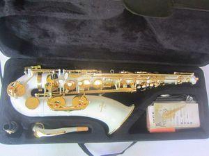 2020 New Yanagisawa T-992 White Tenor Saxophone High Quality Sax B flat tenor saxophone playing professionally paragraph Music Saxophone