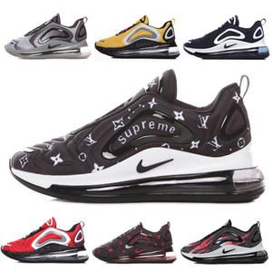 Neue Schuhe Voll Cushioned Männer Frauen Neon Triple Black Carbon-Grau Sunset Metallic Silver Chaussures Schuhe EUR Größe 36-45 BXPO Lauf