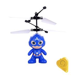 Flying RC Flying Ball Drone Helicopter Ball لعبة جيدة للأطفال فوج مع صندوق البيع بالتجزئة (سلسلة سوبر)