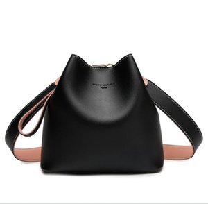 Women Handbags Pu Leather Shoulder Bags Female Crossbody Bags High Quality PU Leather Casual Tote Bag With Wide Strap
